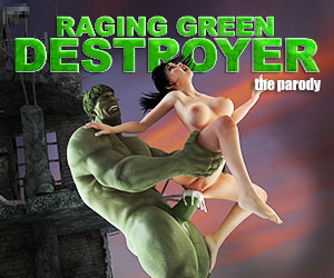 Raging Green Destroyer Game