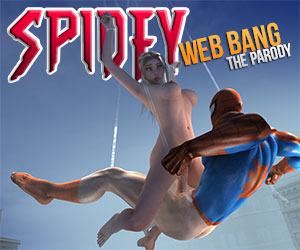 Spidey Porn Game