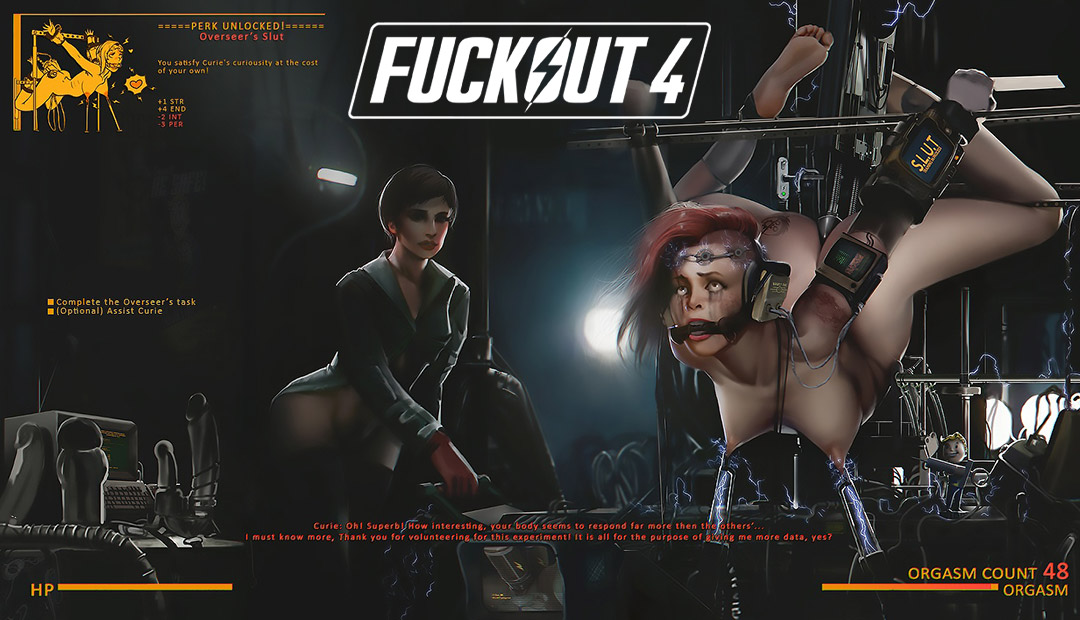 Play Fallout 4 Porn Game Freeporngamesxxx-4347