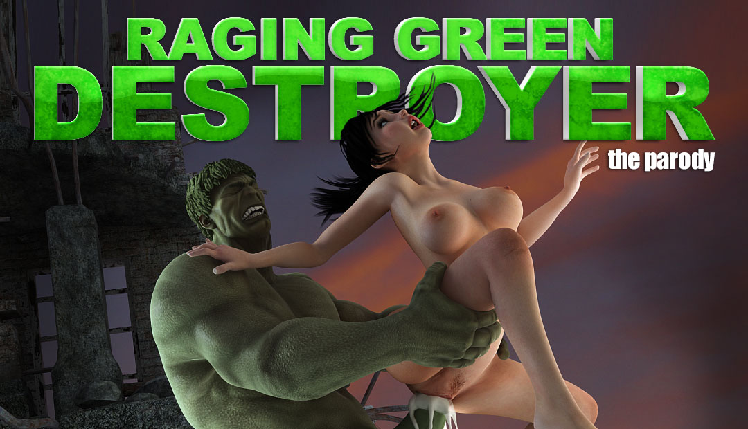 Play Raging Green Destroyer Porn Game Freeporngamesxxx-1344